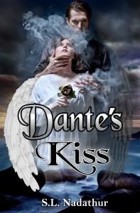 Dante's Kiss final digital cover blue